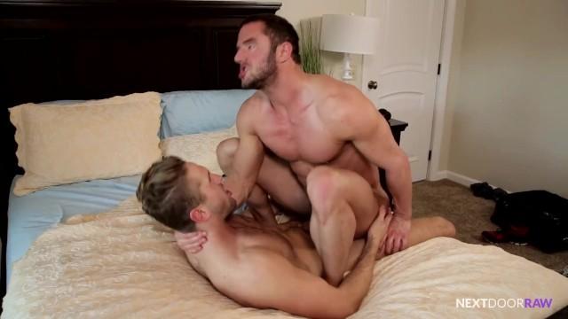 Gay porn star casey woods Nextdoorraw barely reunited, but fucked raw