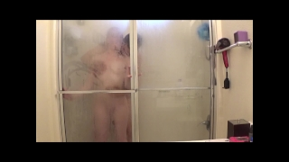Shower ourdirtylilsecret in rough sex the hair pulling