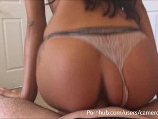 Step brother fucks step sister hard