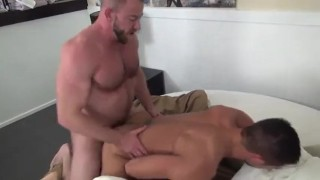 Shay and Dylan Hunks fuck