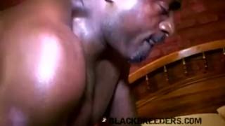 Chasing black piercing black