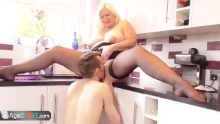 agedlove bbw megan with whistling in beginning