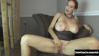 Charlee tit renovation with big chase fingering home chase charleechase