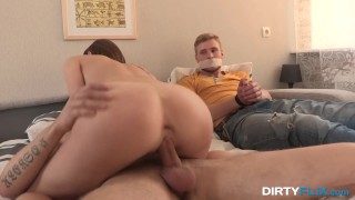 Dirty Flix - From a stud to a cuckold