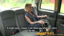 FakeTaxi Petite Lady in Sexy Lingerie