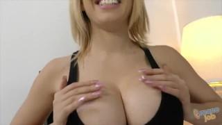 Kagney Linn Karter - manojob Tits babes