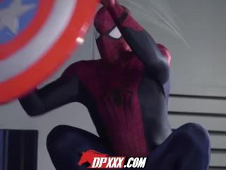 Digital Playground - Captain America: A XXX Parody Trailer