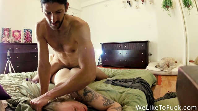 Pain for plaisure porno - Painful anal on our analversary - struggling slut loves the huge cock