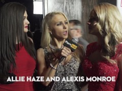 2016 AVN Red Carpet – Freakiest Thing in Your Vagina
