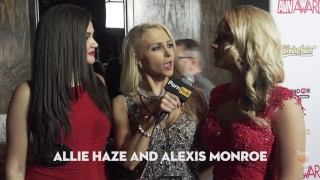 2016 AVN Red Carpet - Freakiest Thing in Your Vagina