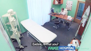 Doctor nurse fakehospital new creampies sexy blowjob reality