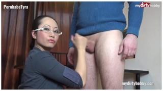 Massiert dirty my pornbabetyra hobby amateur leckt handjob und beim mydirtyhobby view