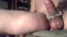 Tom's fetish big-cock, masturbate, jerking, huge-cock, handjob, tease, fat-