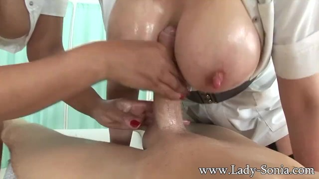 Lady sonia danica hardcore Lady sonia and friend give oily hadjob cum big tits