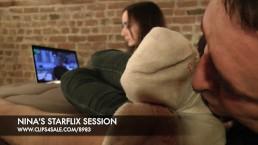 Nina's Starflix Experience - www.clips4sale.com/8983/15548638