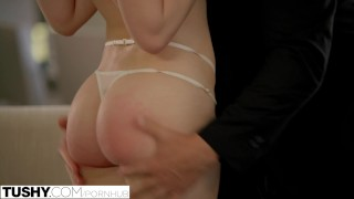 TUSHY First Anal For Stepdaughter Joseline Kelly Pussyfury sexy