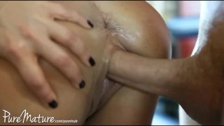 Described hard lisa ann gym gets fucked hd the video puremature in cowgirl puremature