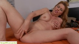 KarupsOW - Sasha Sean Fingering Mature Pussy