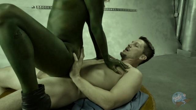 Sex gamora What You