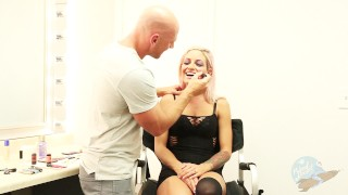 Makeup Sex Johnny Sinns and Kissa Sins