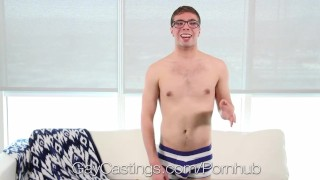 GayCastings - Devin Flare Fucked By Agent in Live Audtion