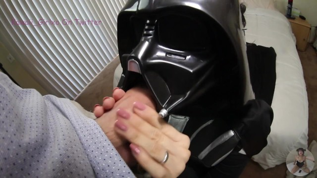Adult darth vader costumes plus sizes - Darth vader gets ass fucked a sprayed with cum