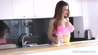 Susy Gala, Spanish Lolita With Perfect Ass Gets Fucked After a Gym Session