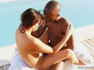 African Lovers Unique Sexuality