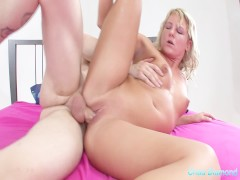 Chad bangs out his hot as fuck step sister Casey Cumz