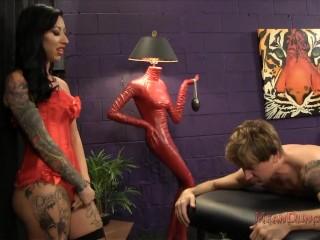 Lily Lane Ass Worship