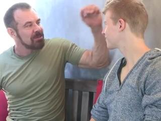 DylanLucas Twink Scores Dad's Best Friend