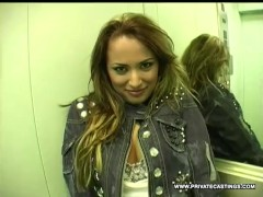 : Romanian Regina Has a Great Pair of Tits and a Nice Wet Pussy