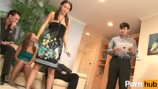 SWINGERS AND SWAPPERS 2 - Scene 1