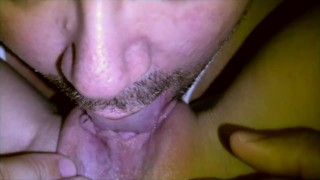 Lick her clit eat friendly clitoris