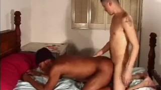Sensual Interracial Banging And Cumshots Hand riding