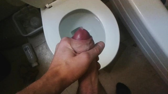 Escort travels Travelling: dribble cum in hostel bathroom