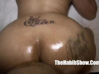 Lady queen sexy mixed creo bitch booty pov...