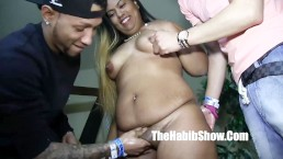 thick phat pussy rican and dominican banged out macana man donny sins