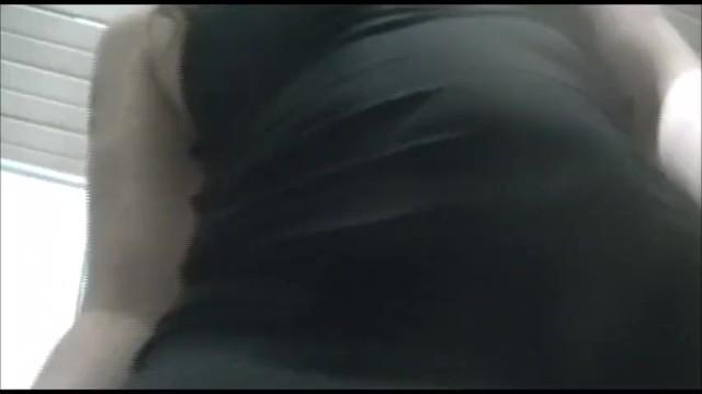 Giantess Little Black Dress Strip Tease 10