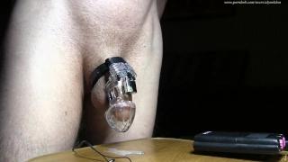 Mystim Electro milking-orgasm, Castle fidelity