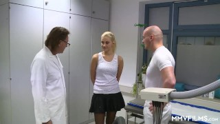 mmv films german super star dolly golden on cam