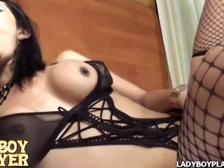 Misstress smooth and big tits fucking...