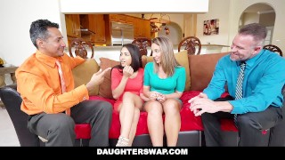 Daughter Swap- Daughters Learn Sex From Dad's Best Friend Elf rieklings