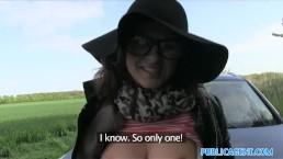 PublicAgent - Studentessa di moda scopa uno straniero