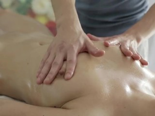Young Anal Tryouts – The masseuse on Maia is young body