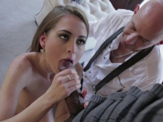 Slutwife cuckolds her loser husband diesels monster bbc...
