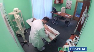 FakeHospital Spanish patient gets creampied Style trueanal