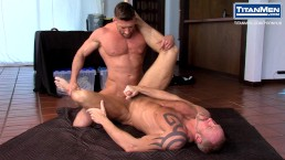 Blueprint (blauwdrukken): Dallas Steele & Bruce Beckham!