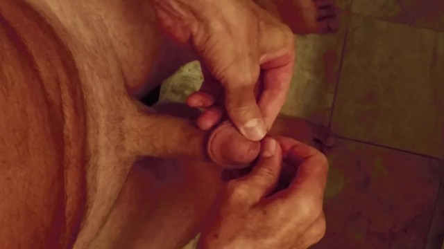 Dick larger pump Foreskin restoration exercises to provide for larger penis pumping