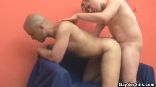 Sizzling Ass Fucking Gents
